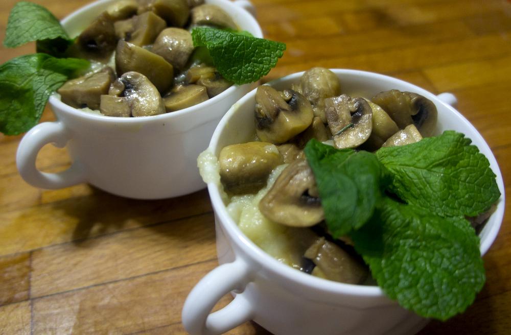 суп с шампиньонами постный рецепт видео