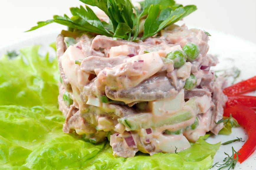 Салат овощи рецепт 191